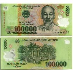 (122c) Viet Nam. 2006. 100000 Dong (EBC+)