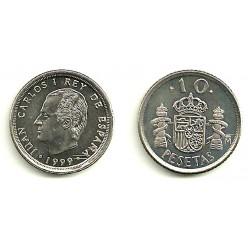 España. 1999. 10 Pesetas (SC)