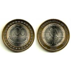 Timor Oriental. 2012. 100 Centavos (SC)