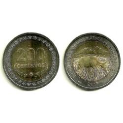 Timor Oriental. 2017. 200 Centavos (SC)