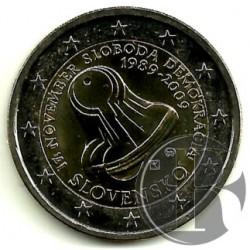Eslovaquia 2009 2 Euro (SC)