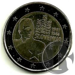 Eslovenia 2011 2 Euro (SC)