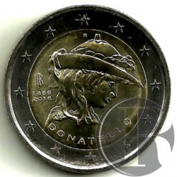Italia. 2016. 2 Euro (SC)