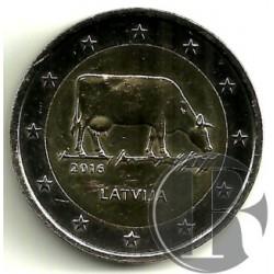 Letonia 2016 2 Euro (SC)