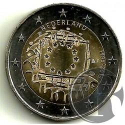 Países Bajos 2015 2 Euro (SC)