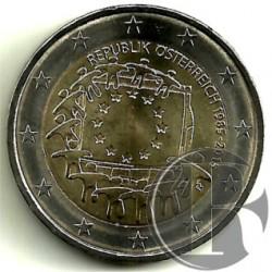 Austria 2015 2 Euro (SC)