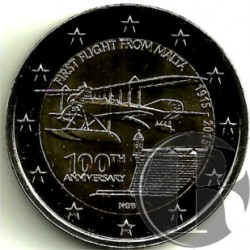 Malta 2015 2 Euro (SC)