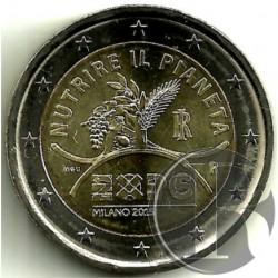 Italia 2015 2 Euro (SC)
