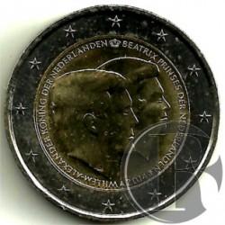 Países Bajos 2014 2 Euro (SC)