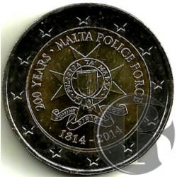 Malta 2014 2 Euro (SC)