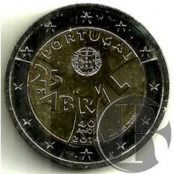 Portugal 2014 2 Euro (SC)