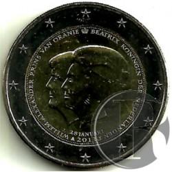 Países Bajos 2013 2 Euro (SC)