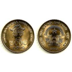 (73) Viet Nam. 2003. 5000 Dong (SC)