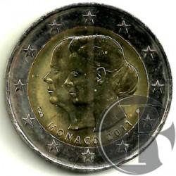 Mónaco 2011 2 Euro (SC)