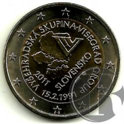 Eslovaquia 2011 2 Euro (SC)