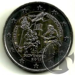 Eslovaquia 2017 2 Euro (SC)