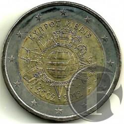 Chipre 2012 2 Euro (SC)