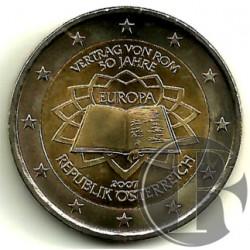 Austria 2007 2 Euro (T.R.) (SC)