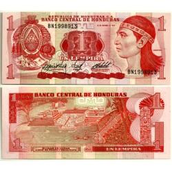 (68b) Honduras. 1984. 1 Lempira (SC)