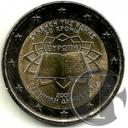 Grecia 2007 2 Euro (T.R.) (SC)