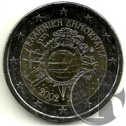 Grecia 2012 2 Euro (SC)