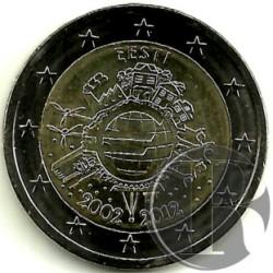 Estonia 2012 2 Euro (SC)