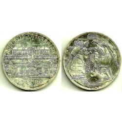 Austria. 2003. 10 Euro (SC) (Plata) Schlosshof