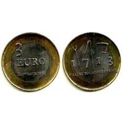 Eslovenia. 2013. 3 Euro (SC) 1713 Veliki Tolminski Punt