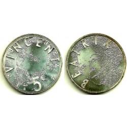 Países Bajos. 2003. 5 Euro (SC) (Plata)