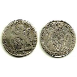 (4) Países Bajos Austríacos. 1750. 1 Escalin (MBC-)