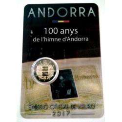 Andorra 2017 2 Euro (SC)