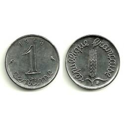 (928) Francia. 1968. 1 Centime (SC)