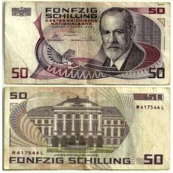 (149) Austria. 1986. 50 Schilling (BC+)