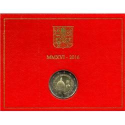 Ciudad del Vaticano 2016 2 Euro (SC)