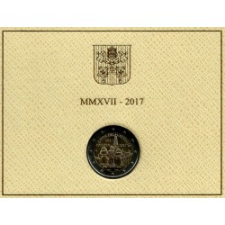 Ciudad del Vaticano 2017 2 Euro (SC)