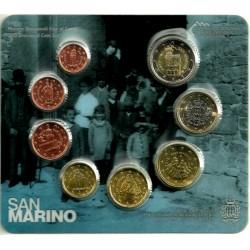 San Marino. 2013. Cartera Oficial (SC)