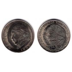(460) Estados Unidos Mexicanos. 1982. 1 Peso (MBC+)