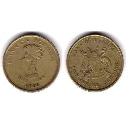(69) Uganda. 2008. 500 Shillings (BC+)