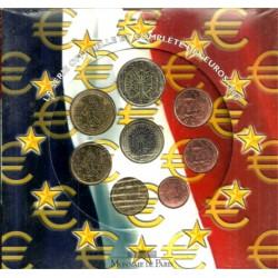 Francia. 2004. Cartera Oficial (SC)