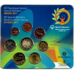 Grecia. 2011. Cartera Oficial (SC)