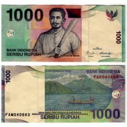 (141j) Indonesia. 2009. 1000 Rupiah (EBC+)