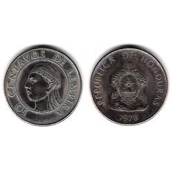 (84) Honduras. 1978. 50 Centavos (SC)