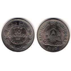 (76.2) Honduras. 1980. 10 Centavos (SC)