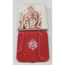 Ciudad del Vaticano. 2008. 10 Euro (Proof) (Plata)