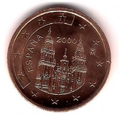 España. 2000. 5 Céntimos (SC)