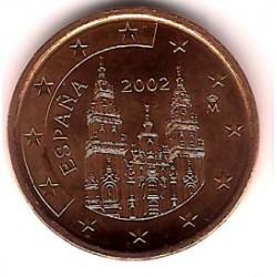 España. 2002. 5 Céntimos (SC)