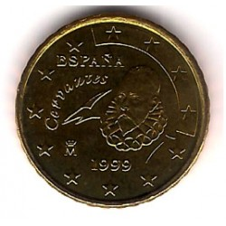 España. 1999. 10 Céntimos (SC)