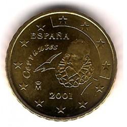 España. 2001. 10 Céntimos (SC)