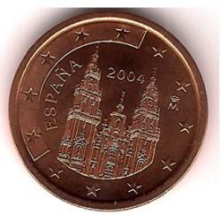 España. 2004. 5 Céntimos (SC)