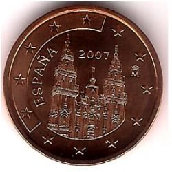 España. 2007. 5 Céntimos (SC)